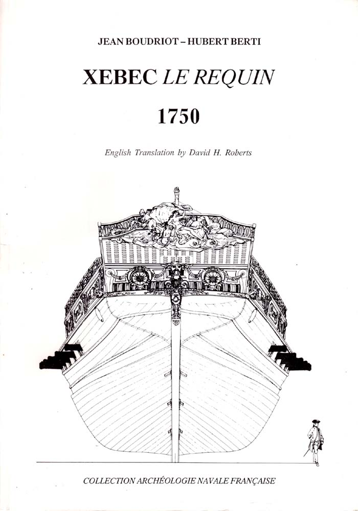xebecs and other mediterranean vessels  le requin  1750