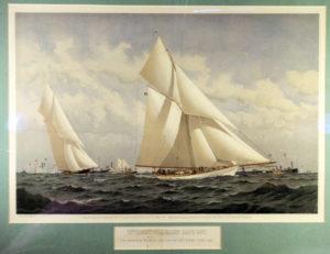 International Yacht Race