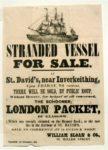 Stranded Vessel for Sale.