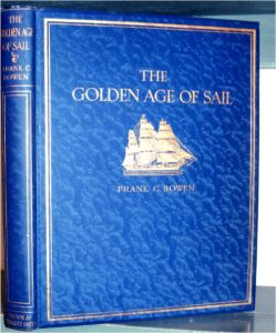 The Golden Age of Sail.