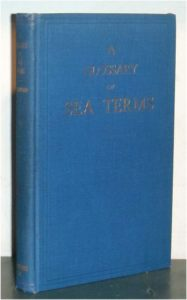 A Glossary of Sea Terms.