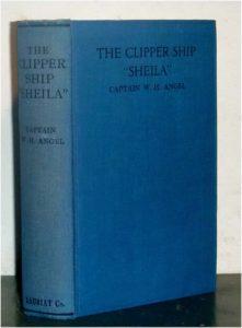 "The Clipper Ship ""Sheila."""