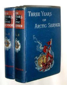 Three Years of Arctic Service.