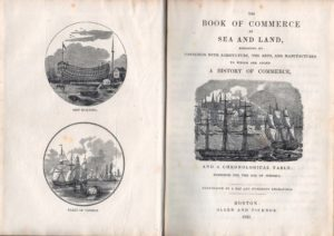 The Book of Commerce by Sea and Land.