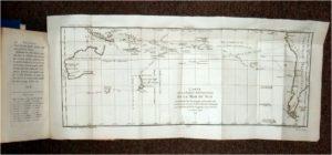 Voyages dans la mer du sud