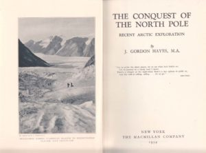 The Conquest of the North Pole.