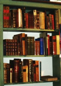 All the Books We Cannot See – Selections from my Perrsonal Collection