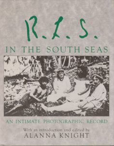 R. L. S. In the South Seas.