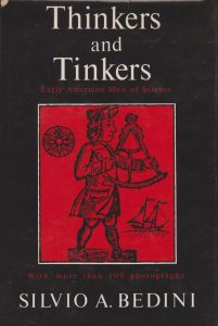Thinkers and Tinkers: Early American Men of Science.