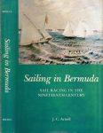 Sailing in Bermuda.