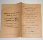 Catalogue of a Library of Good Books... Including a Few Scarce Pieces of Americana. June 10th & 11th